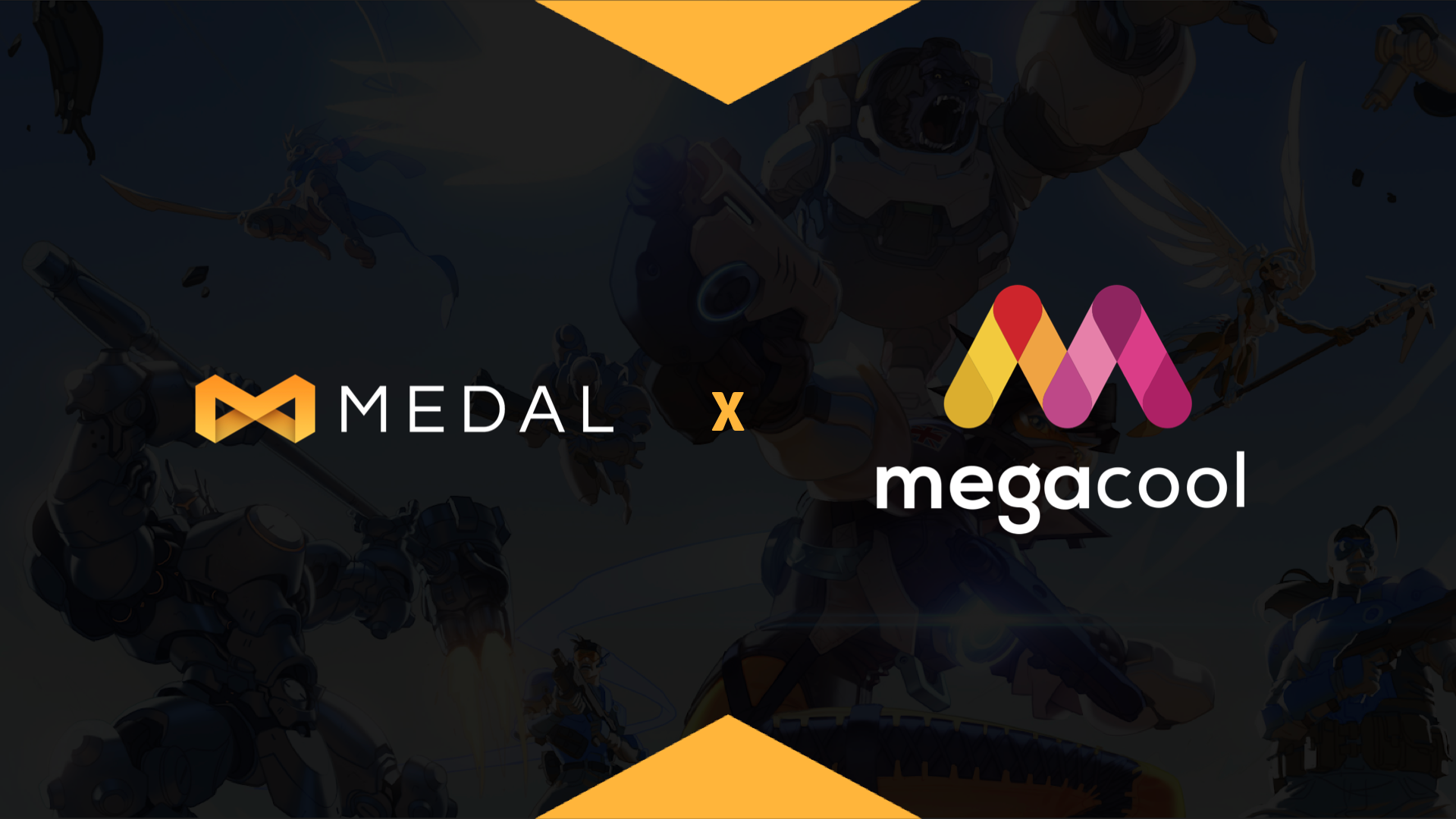 Medal.tv acquires Megacool.co 🎉