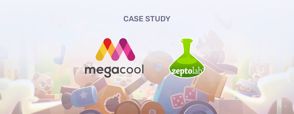 How Megacool helped ZeptoLab boost their average revenue per user through GIF sharing and referrals